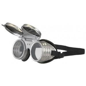 Vajgar svářečské brýle SB-1 s hliníkovým bočním krytem