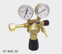 GCE Autogen Redukční ventil CO2 typ DINARC N2 0-32