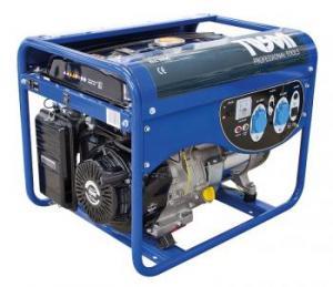 TUSON - Benz. elektrocentrála 4500W OHV, AVR, jednofázová