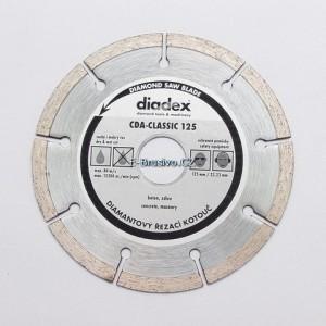 Diadex Diamantový řezný segment.kotouč CDA-CLASSIC 150/22,2  pro beton, lehce armovaný beton, zdivo