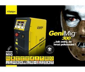 KOWAX GeniMig 300DP  MIG/MAG Pulz MMA + SET