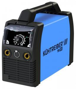 Kuhtreiber KITin 150 RS podpěťový invertor MMA/TIG + kabely
