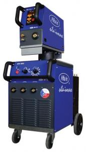 Alfa in ATA 400 AXE +hořák,r.v.,kukla, chlaz.kapalinou-  poloautomat MIG/MAG