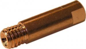 Průvlak pro svářecí  hořák MIG/MAG - Průvlak - průměr 0,8mm M6/6x25 E-Cu
