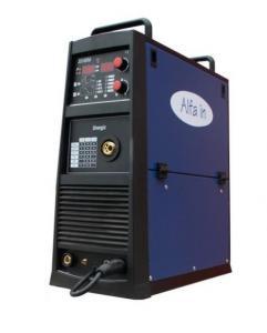 Alfa in ALFIN 281 AC/DC  pro sváření hliníku, nerezi, ocelového mat.