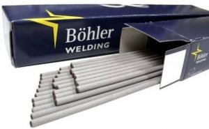 Böhler FOX 7018 2,5mm - 2,36/ks -elektrody bazické vhodná pro invertor Omicron