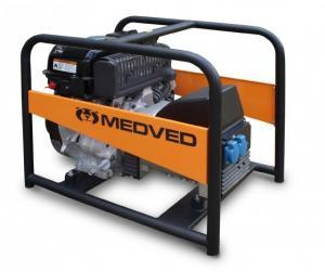 MEDVED elektrocentrála  ARCTOS 9010V